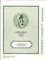 Title Page, Cooper County 1978